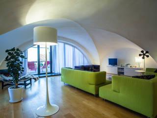Modern houses by Franck Fouquet Modern