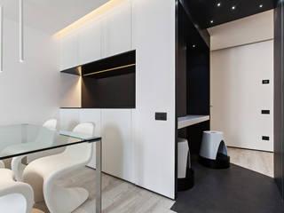 Salle à manger moderne par Arch. Andrea Pella Moderne