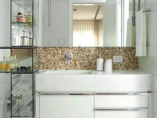 ABRM APARTAMENTO Noura van Dijk Interior Design Casas modernas