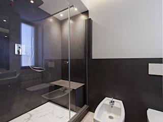 Casas de banho modernas por Arch. Andrea Pella