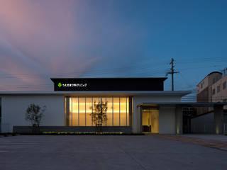 โรงพยาบาล โดย 株式会社古田建築設計事務所, โมเดิร์น
