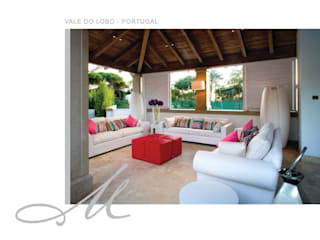 House in Vale Do Lobo من Maria Raposo Interior Design