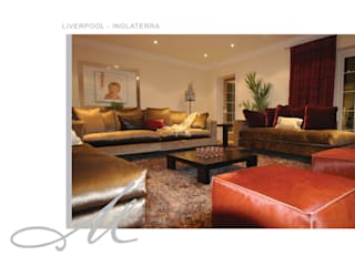 House in Liverpool Maria Raposo Interior Design