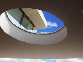 Wohnhaus in Eiterfeld Moderne Häuser von trapp wagner Architekten und Ingenieure GbR Modern