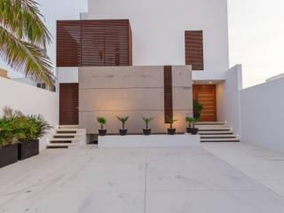 Enrique Cabrera Arquitecto Casas de estilo minimalista