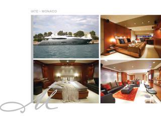 Yacht Maria Raposo Interior Design Proyectos comerciales