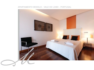 Model Apartment Vale do Lobo Maria Raposo Interior Design Interior design