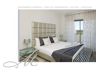 Model Apartment - Pine Hill Residences Maria Raposo Interior Design Interior design