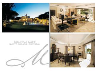 Summer House Maria Raposo Interior Design Proyectos comerciales