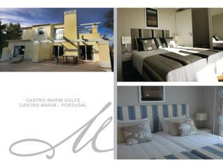 Castro Marim Golfe Maria Raposo Interior Design Proyectos comerciales