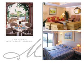 Formosa Hotel Maria Raposo Interior Design Proyectos comerciales