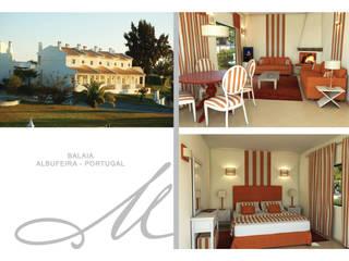 Balaia Maria Raposo Interior Design Proyectos comerciales
