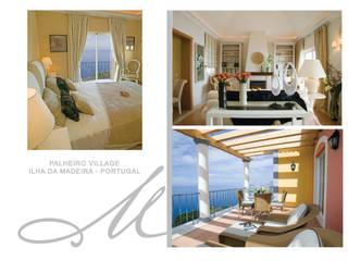 Palheiro Village Maria Raposo Interior Design Proyectos comerciales