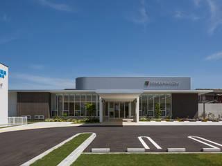 ささき整形外科クリニック: 株式会社古田建築設計事務所が手掛けた病院です。