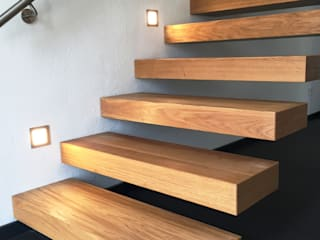 modern  by lifestyle-treppen.de, Modern