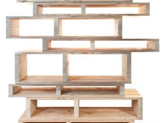 de estilo industrial por be-eco for sustainable costruction, Industrial