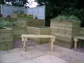 Werrington Peterborough: minimalist  by SD GARDEN DESIGNS, Minimalist