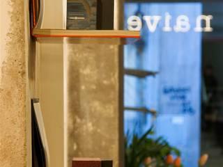 Industriale Geschäftsräume & Stores von studiooxi Industrial
