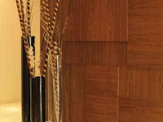 NIVEL TRES ARQUITECTURA Modern walls & floors