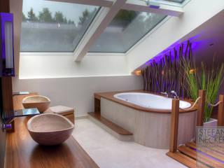 Stefan Necker Tegernseer Badmanufaktur & BadRaumKonzepte Modern bathroom