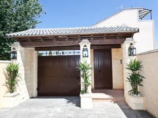 Puerta de entrada de AZD Diseño Interior Clásico