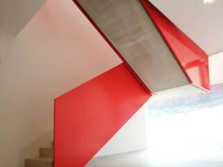 Schuh Marke Zentrale:  Bürogebäude von marcbetz architektur