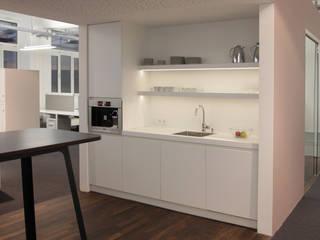 Peter Kaiser Office:  Geschäftsräume & Stores von marcbetz architektur