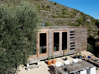 DMP arquitectura Prefabricated Home