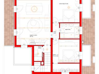Interno S+S:  in stile industriale di Danilo Drudi Architetto, Industrial