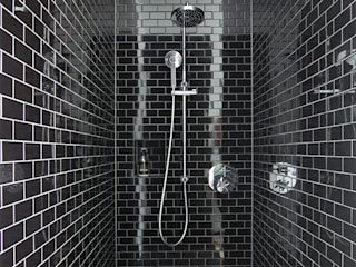 浴室 by Berlin Interior Design