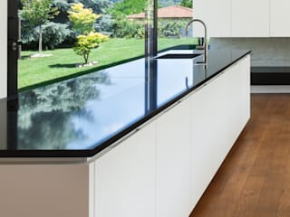 Cocinas modernas de WERKRAUM & PLAN MÜNCHEN Moderno