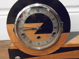 Art Deco Clock Travers Antiques Living roomAccessories & decoration