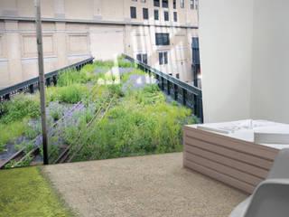 Urban Retreat:  Wände & Boden von Interface Deutschland GmbH