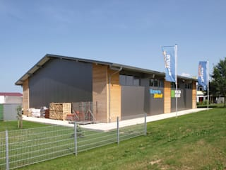 BayernBlock GmbH:  Bürogebäude von BayernBlock - HultaHaus