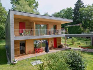 HultaHaus Seitz: moderne Häuser von BayernBlock - HultaHaus