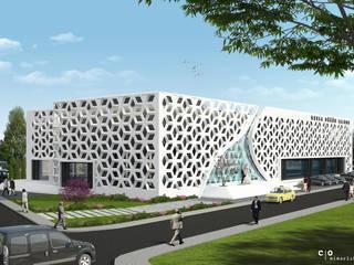 CO Mimarlık Dekorasyon İnşaat ve Dış Tic. Ltd. Şti. Будинки