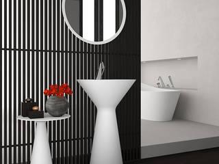 Rendering 3D Fotorealistici Interni di Rendering Evolution Studio Moderno