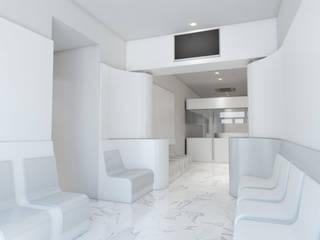Centro Diagnostico Apuano: Cliniche in stile  di Francesco Mottini Architetto