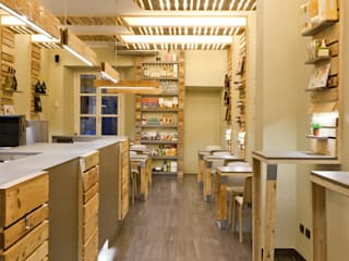 La Strega Bar: Gastronomia in stile  di llabb
