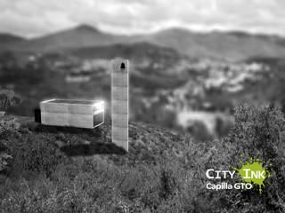Capilla GTO de City Ink Design Moderno