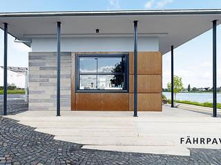 โดย skt umbaukultur Architekten BDA โมเดิร์น