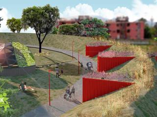 Parque Jardines industriales de City Ink Design Industrial