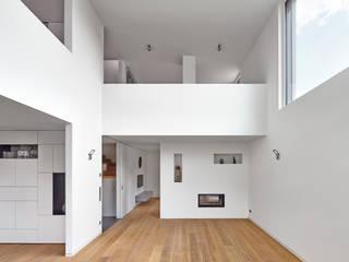 Bruck + Weckerle Architekten Living room