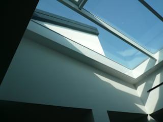 House A+S interior: Case in stile in stile Minimalista di Franzoni Studio
