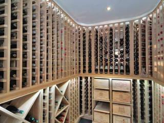 Weinregal Perfect Fit: klassischer Weinkeller von Weinregal-Profi