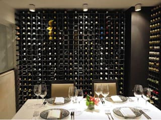 Klasik Şarap Mahzeni Weinregal-Profi Klasik