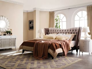 Classic style bedroom by Fratelli Barri Classic