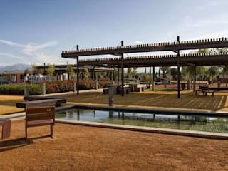 - Balcones y terrazas de estilo clásico de KA Arquitectos Clásico
