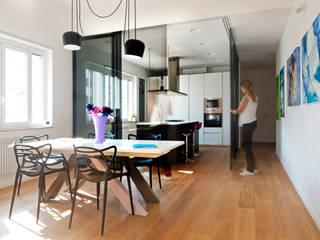 Casa A1: Cucina in stile in stile Moderno di Studio Associato 3813