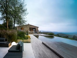 Villa CP by ZEST Architecture Rustic
